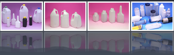 Plastic Dairy and Water Bottels